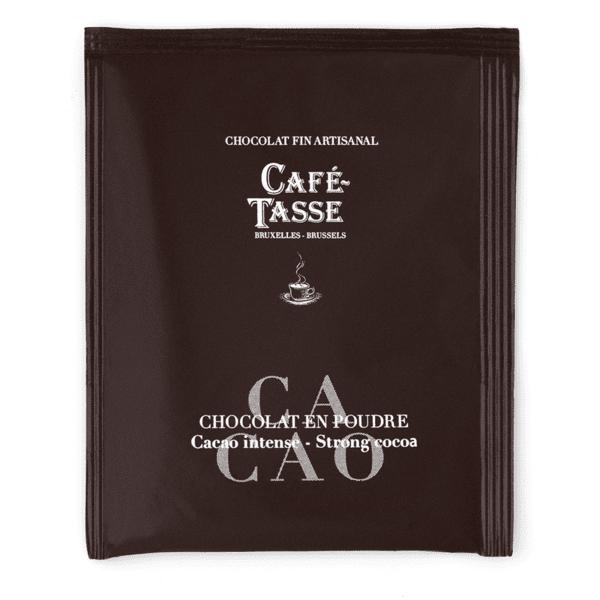 Café-Tasse шоколад на прах за пиене екстра шоколад